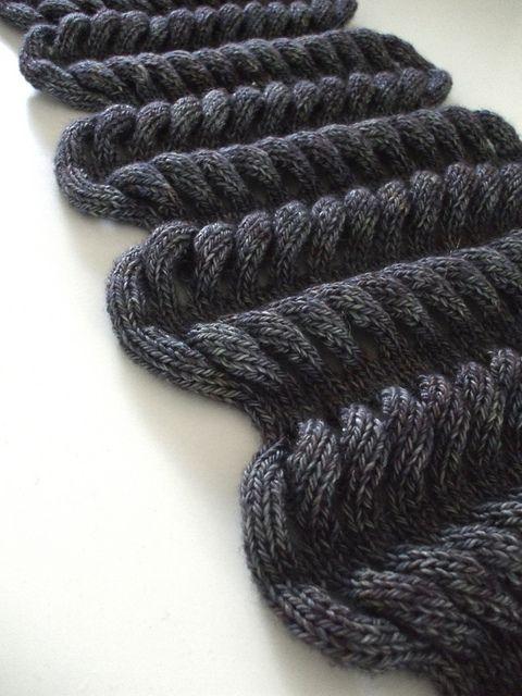 Moko-moko by seahorse knits, via Flickr
