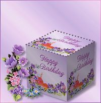 Beautiful Animated Birthday E Cards | ... Cute Birthday Wishes, Birthday Glitter Graphics, Bday Animated Images