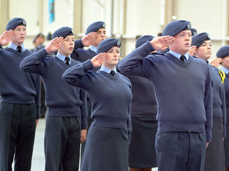 Summer dress air cadets dacre