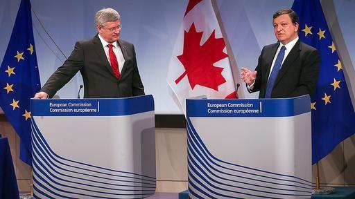 Freihandelsabkommen CETA ebnet Weg in Paralleljustiz