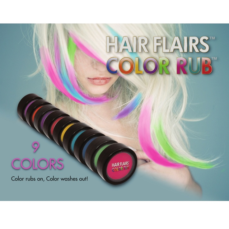 You know that I want this.  But I doubt that it would work on my dark hair.  :(