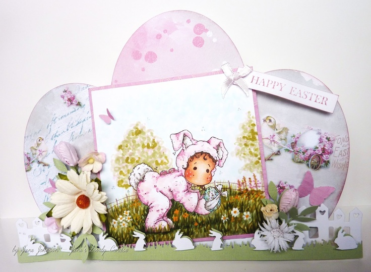 269 best images about Magnolia Cards Easter – Easter Stamps Card Making