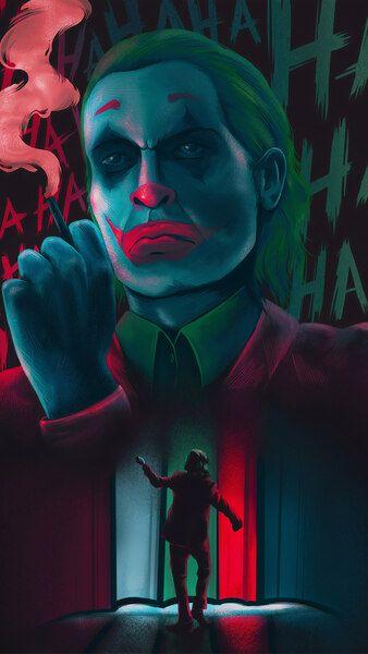 Joker 2019 Art 4K HD Mobile, Smartphone and PC, Desktop ...