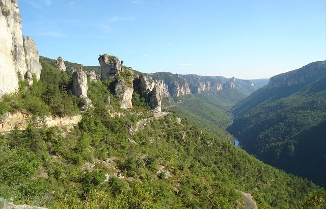 Gorges-tarn © commons.wikimedia.org - Flickr Creative Commons