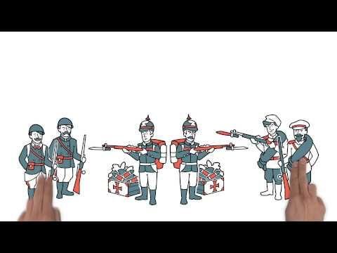 simpleshow und Stern.de erklären den Ersten Weltkrieg - YouTube