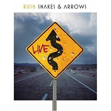 Rush - SNAKES AND ARROWS LIVE