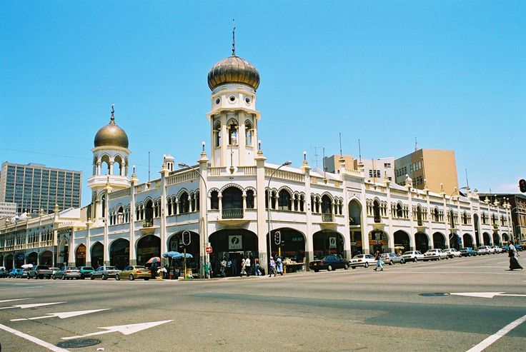 Grey Street Mosque in Durban, South Africa