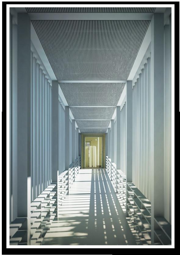 Art Museum Chur -  Light + Shadow in Architecture