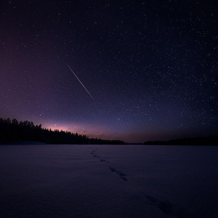 ночное небо реальное фото предложения