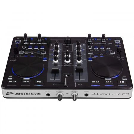 JB systems DJ-Kontrol 3S digitale DJ-controller kopen?   Bax Music
