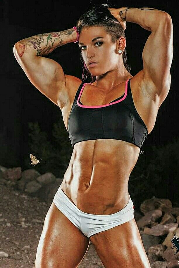 Sierra Mangus Fitness Models Female Muscular Women Workout Pictures