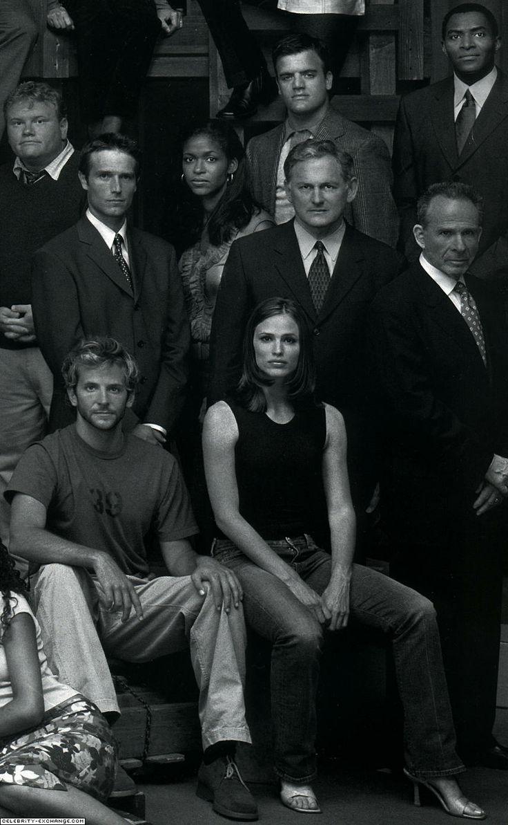 ALIAS CAST.    Where I first fell for Bradley Cooper & Michael Vartan!!!