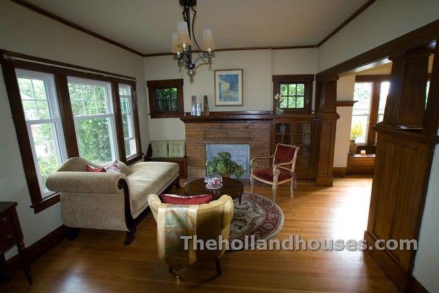 Craftsman Style Decorating Interiors