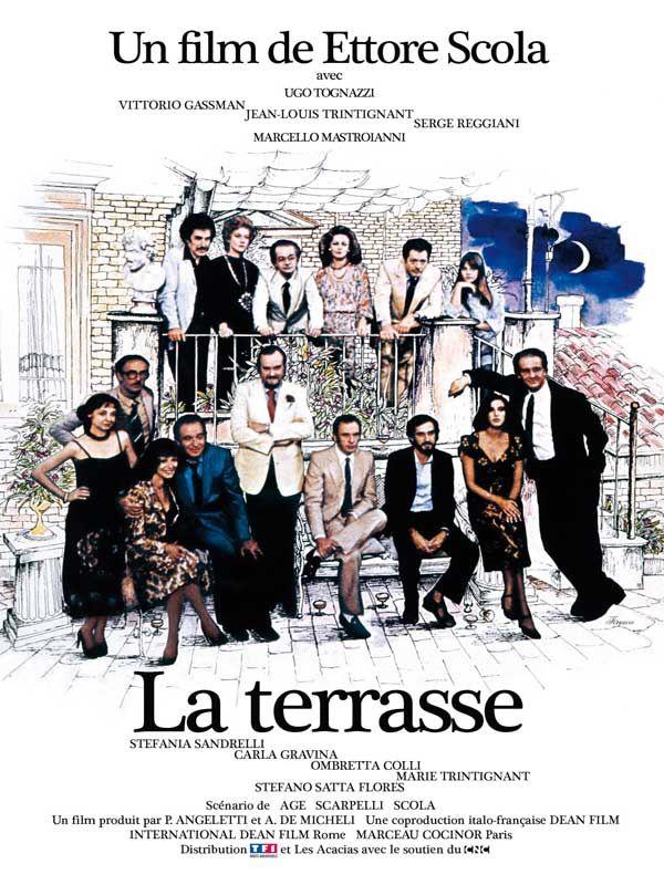 Resultat De Recherche D Images Pour La Terasse Film