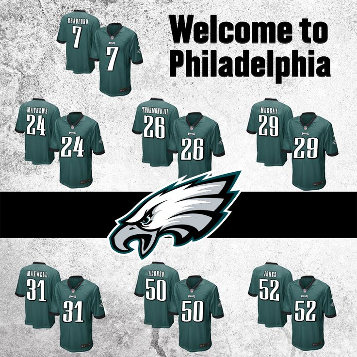 So far, seven new names have been added to the #Eagles Nest