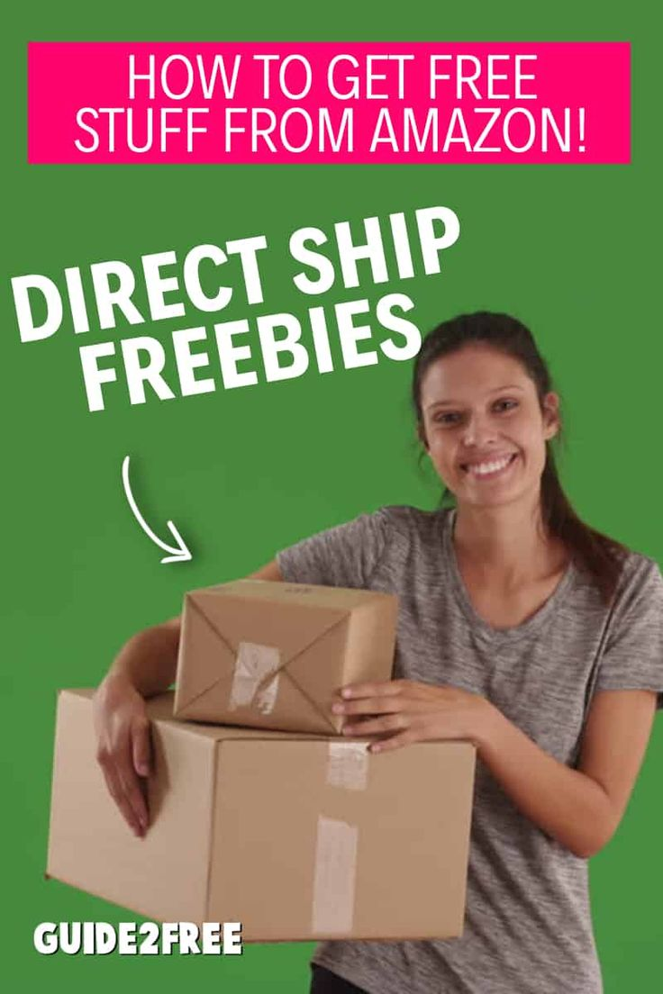 FREE Random Items from Amazon Sellers (Direct Ship