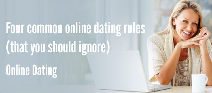 from Asher the rules to online dating