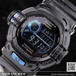 Buy Casio G-shock 30th Anniversary Initial Blue RISEMAN Multiband 6 Watch GW-9230BJ-1, GW9230BJ- Buy Watches Online | Casio NZ Watches