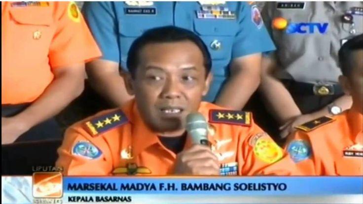 Hari ke 12 Pencarian Kotak Hitam AirAsia QZ8501 Terkendala Arus.I BERITA...