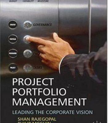 Project Portfolio Management: Leading The Corporate Vision PDF