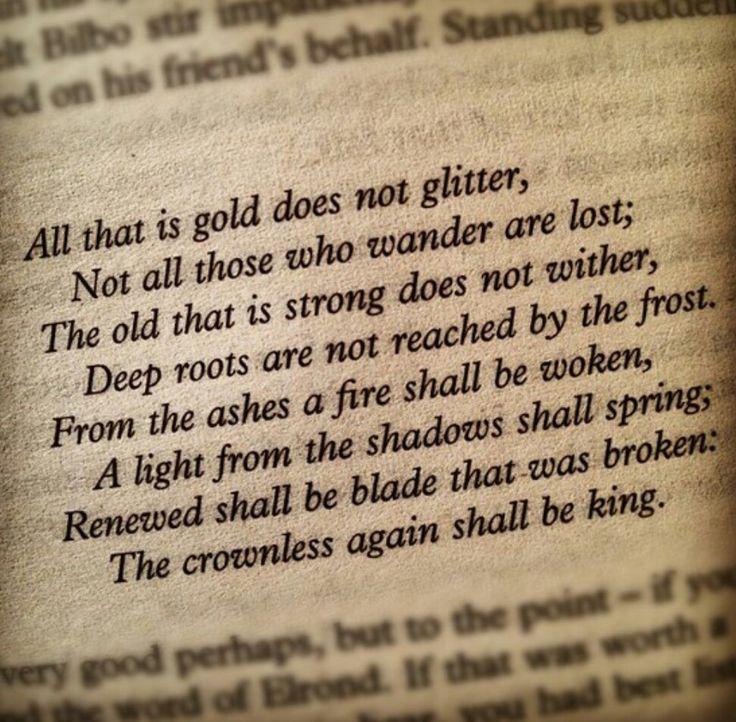 J.R.R. Tolkien favorite