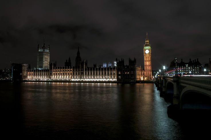 London Night by Pierluigi Ortolano on 500px