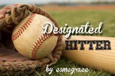 Designated Hitter By: esmegrace Orthopedic surgeon Bella Swan encounters the last person she ever expected to see again on Valentine's Day no less. Can she remain professional with Major League pitcher Edward Masen given their pasts? https://www.fanfiction.net/s/10533355/1/Designated-Hitter
