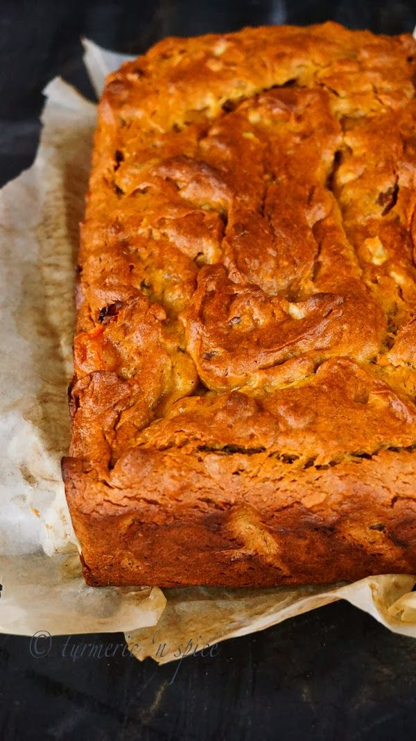 James Beard's Persimmon Bread.  This is wonderful. Can also use crushed pineapple instead of the persimmon.
