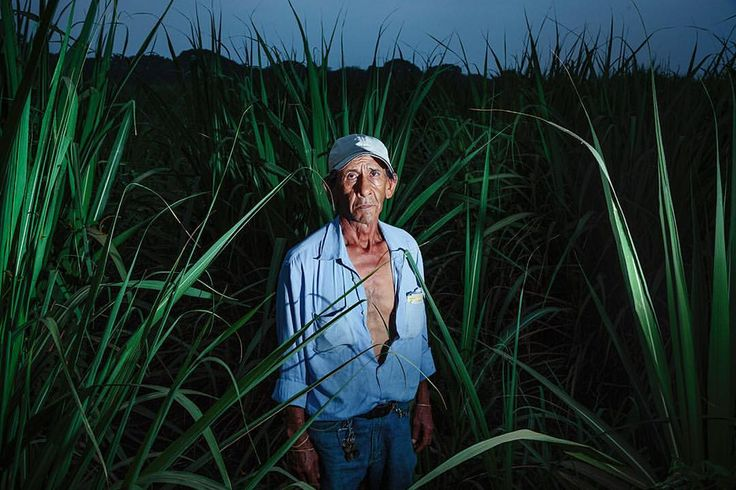 By @edkashi This #sugarcane worker who has worked in the fields of Chichigalpa, #Nicaragua for 25 years suffers from #ChronicKidneyDisease. I'll be sharing this work @visapourlimage in #Perpignan, #France this week. #visapourlimage #visapourlimage2017 #photojournalism #documentary #reportage #edkashi #CKD #CKDu #CKDnT