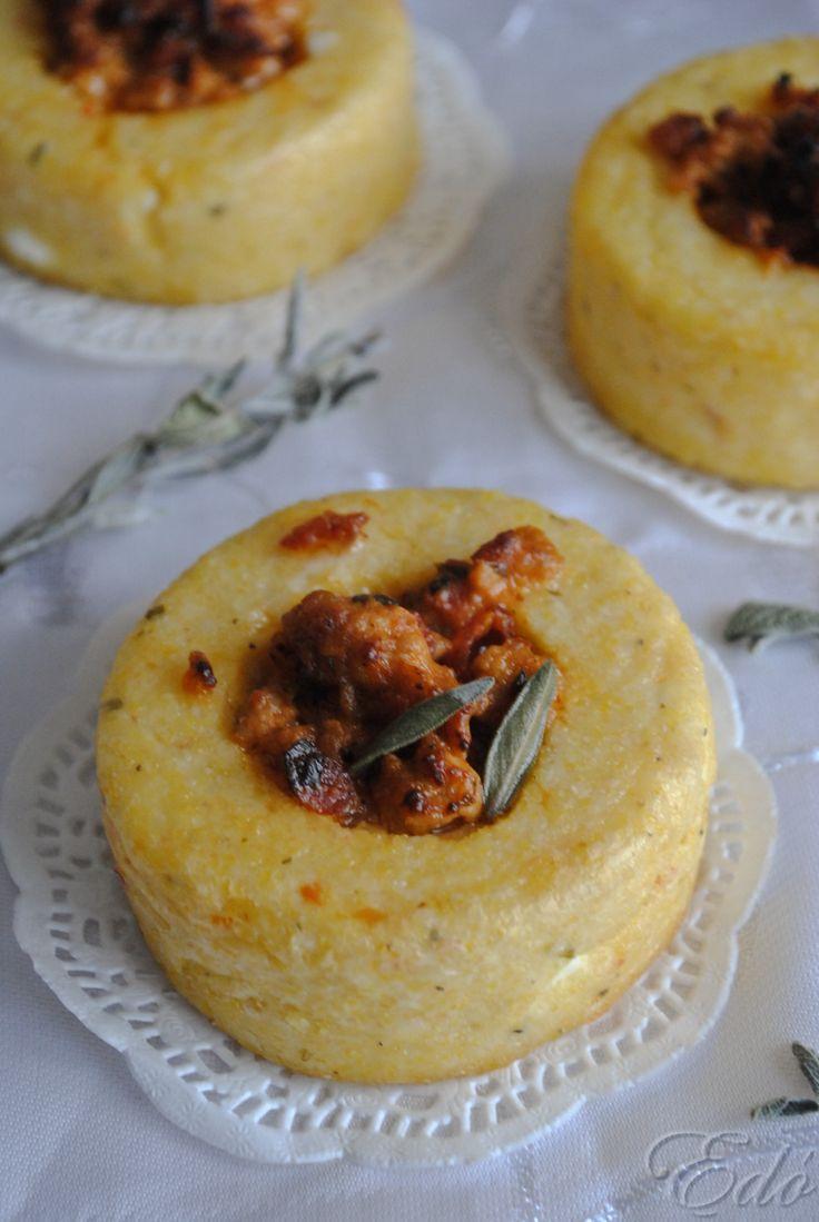 Puliszka-muffin