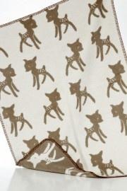 Retro deken Bambi - Fab Goose (75 x 100 cm)
