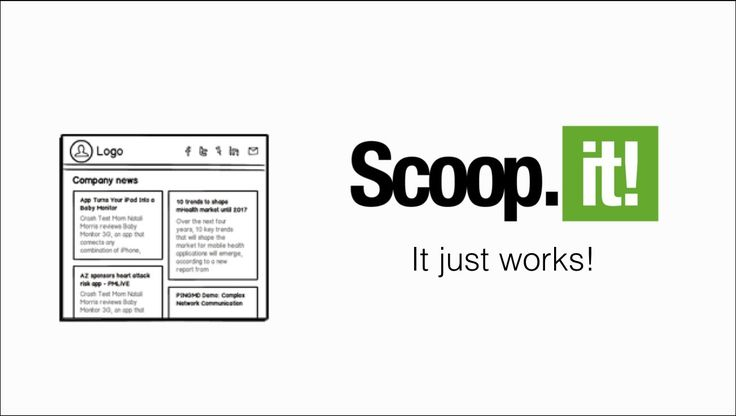 Scoop.it helped us quickly build our Website, Pinterest and Twitter Followers while providing valuable content information to them at the same time!