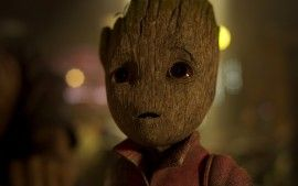 WALLPAPERS HD: Baby Groot Guardians Of The Galaxy Vol 2