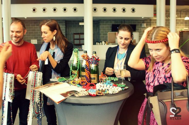 22STARS Jewellery Party in Brussels. Do you also wanna throw a jewellery party? Contact us at info@22stars.com
