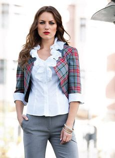 Business fall outfit by Vener!