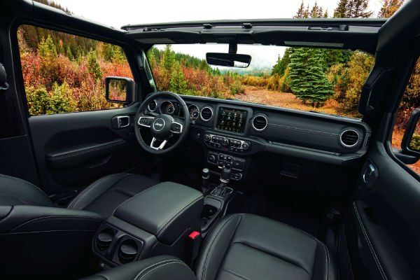 2020 Jeep Wrangler Interior In 2020 Jeep Wrangler Interior Jeep