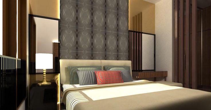 Desain Berikut Ini Cocok Untuk Pasangan Muda Awal masa pernikahan, memang menjadi masa-masa yang sangat indah. Pada masa ini, kamar tidur merupakan tempat yang tepat untuk berbagi kasih.
