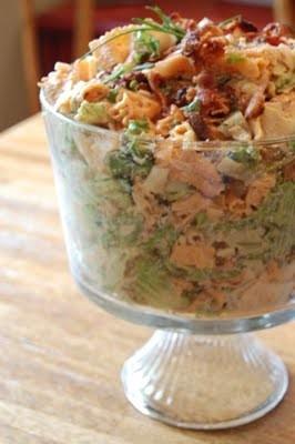 BLT Pasta Salad! YUM! andreamarie18
