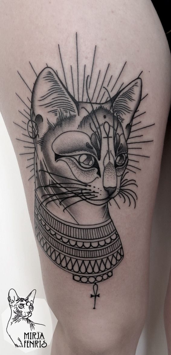 Mirja Fenris Tattoo                                                                                                                                                      More