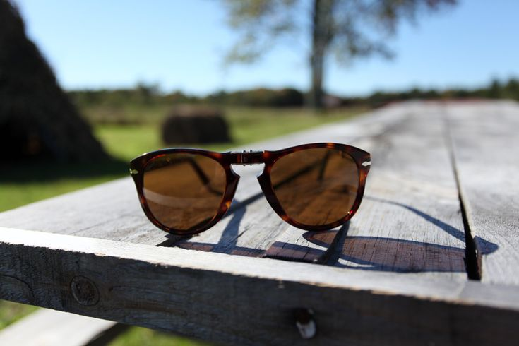 Persol 714 - the classic Steve Mcqueen sunglasses
