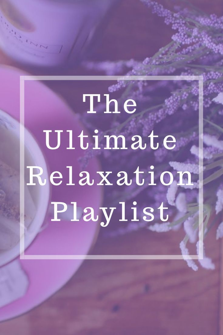 Do you suffer from stress? Are you looking for something to help you to relax? If the answer is yes and you love music, read here for my ultimate relaxation playlist. Full of soothing sounds to help you relax and get a good nights sleep. Music | Relaxation | Stress | Anxiety | Playlist | Calming music | Soothing music | Relaxing music