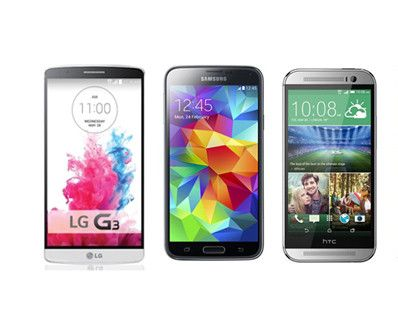 Samsung Galaxy S5, HTC One M8, LG G3 Deals: Price Dropped on Amazon