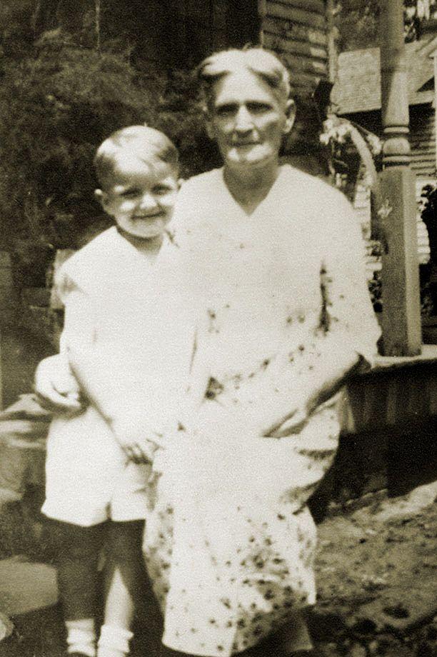 Truman Capote and Sook