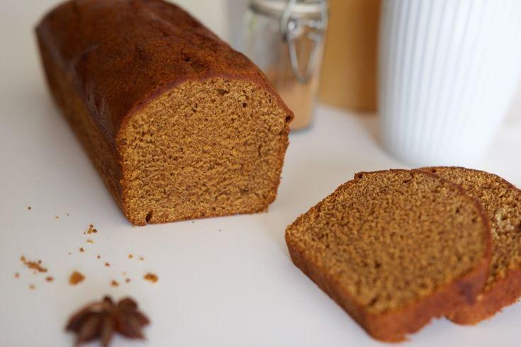 Recette Thermomix de Pain d'épices traditionnel pur miel {sans oeufs, sans lait, sans matière grasse !} - Yummix, blog dédié au Thermomix