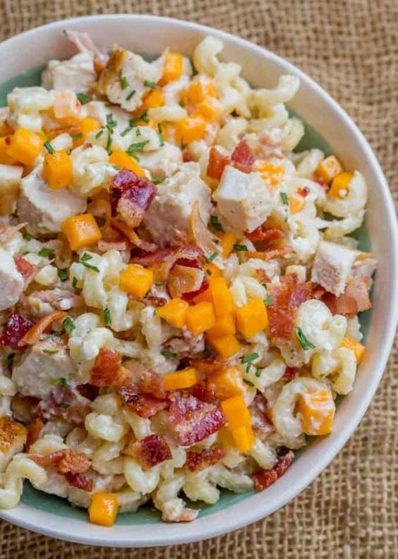 30 Best Delicious Pasta Salad Recipes For All Season