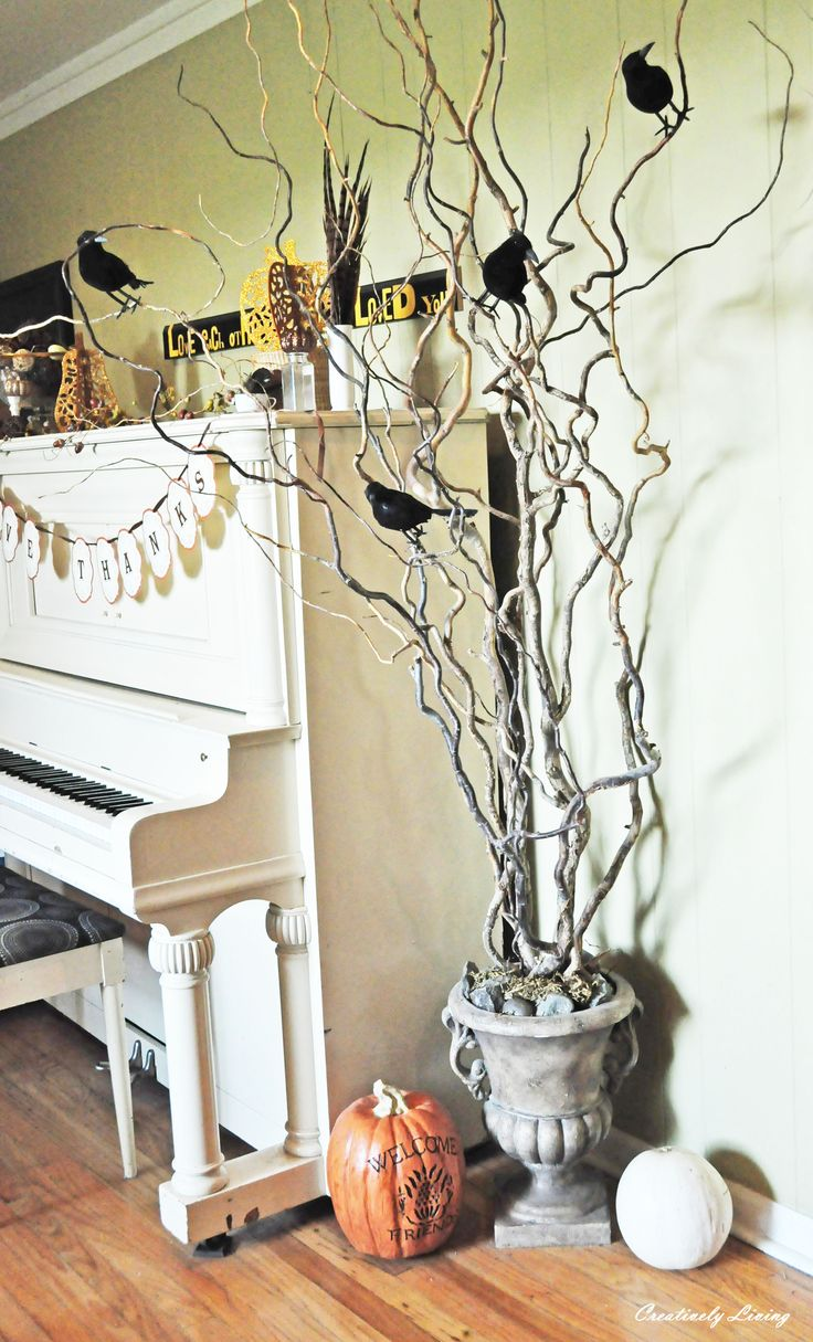 Thrifty Fall Decor 244 best Halloween Trees