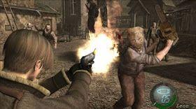 Kode Cheat Resident Evil 4 PS2 Lengkap