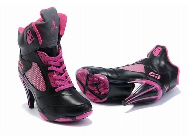 super cute: Kitten Heels, Heels Ankle, Air Jordans, Talon Jordans, Pink Jordans, Jordans Heels, Kittens Heels, Jordans Shoes, High Heels Jordans