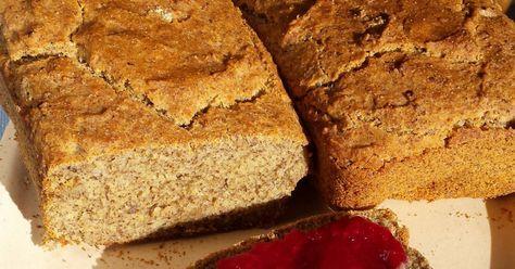 Hoy les traemos una deliciosa receta de pan con harina de lentejas. Libre de gluten y de lácteos, una receta fácil de hacer, con instru...