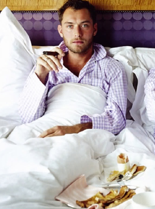 I would love to have breakfast in bed with him #allowedlist